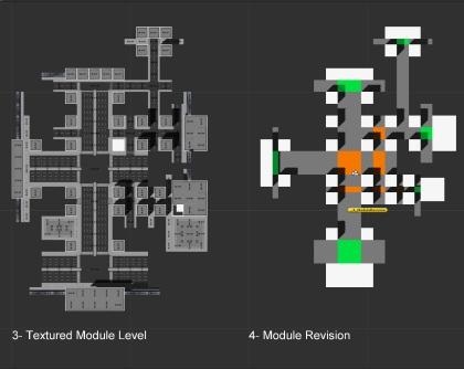 Modules Textured