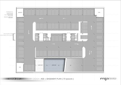 mubarak A03- Basement Plan