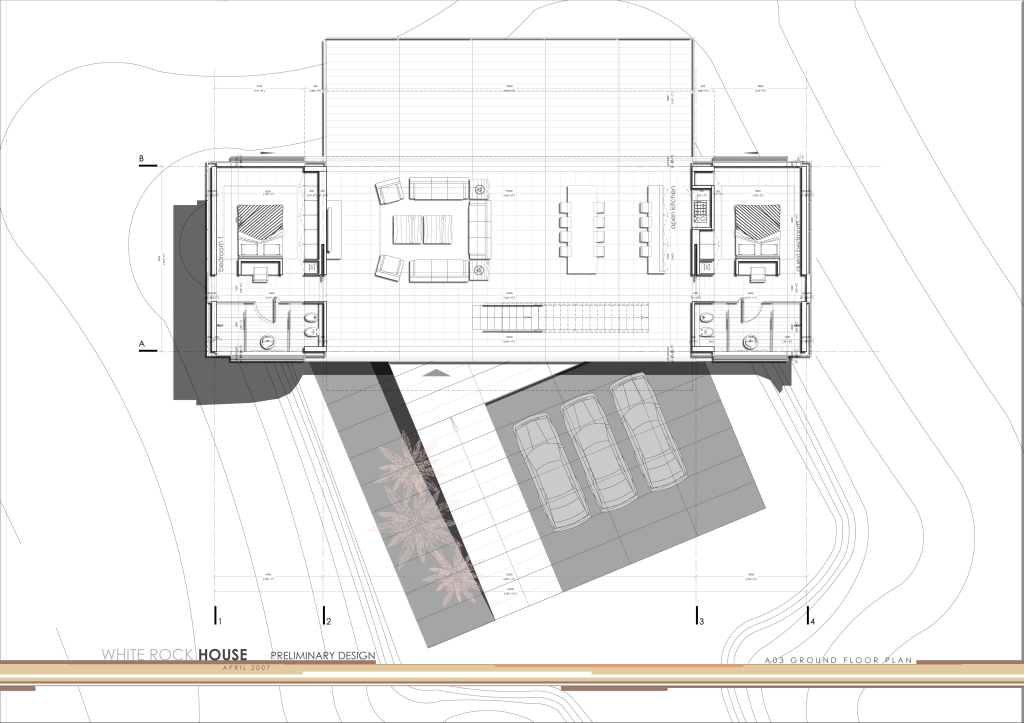 masafi A03- Ground Floor Plan