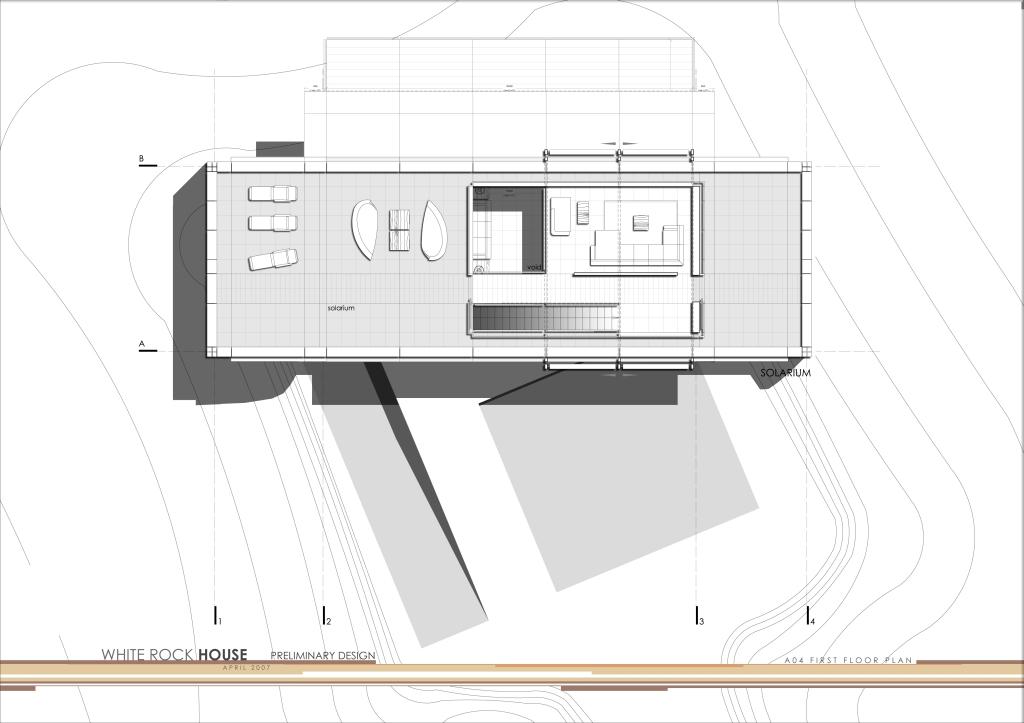 masafi A04- First Floor Plan